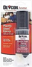 DEVCON Plastic Steel? Epoxy 0.84 fl. oz. syringe carded (25 ml), 6 units