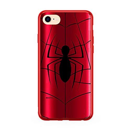 Ert Group MPCSPIDERM4809 Custodia per Cellulare Marvel Spider Man 013 iPhone 7/ 8