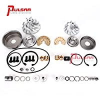 PULSAR 6.4 Powerstroke Turbo Rebuild Kit Billet Compressor Wheel Combo