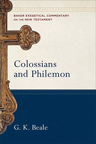 Image of Colossians and Philemon (Baker Exegetical Commentary on the New Testament)