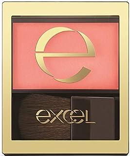 excel(エクセル) エクセル スキニーリッチチーク RC04 シェルコーラル