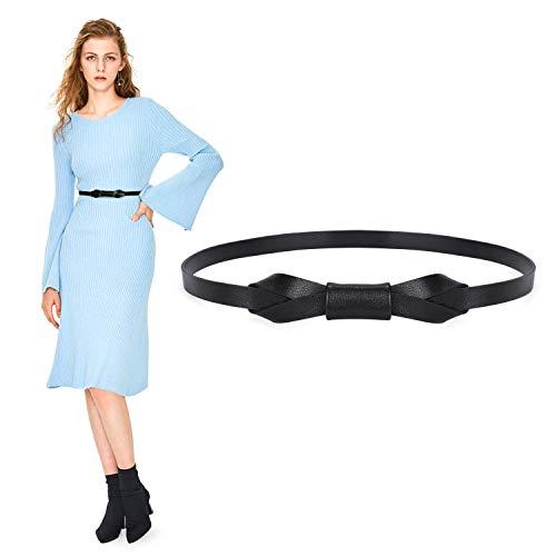 JasGood Gürtel Kleid Damen Fashion Gürtel Damen Ledergürtel Damen Mehrfarbig Optional Das beste Geschenk für Mama, Freundin, Schwester Geeignet für formelle & informelle Anlässe