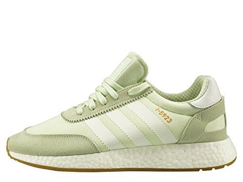 adidas Damen I-5923 W Fitnessschuhe, Grün (Aerver/Ftwbla/Gum3 000), 40 EU