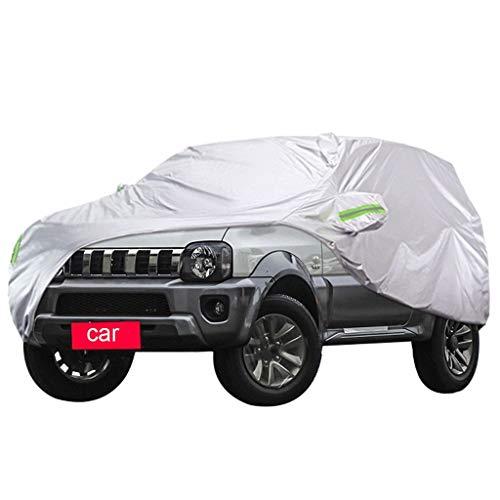 Fundas para coche Compatible con Suzuki Jimny Funda Protectora Exterior Para Cubierta Del Automóvil