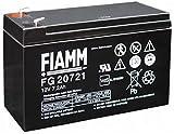 Batteria al piombo alta capacità FIAMM FG20721 da 12V 7 Ah