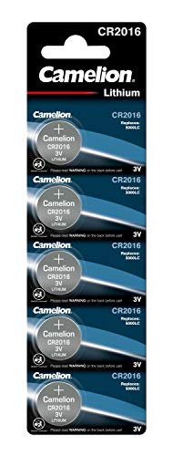 Camelion batteria a bottone al litio