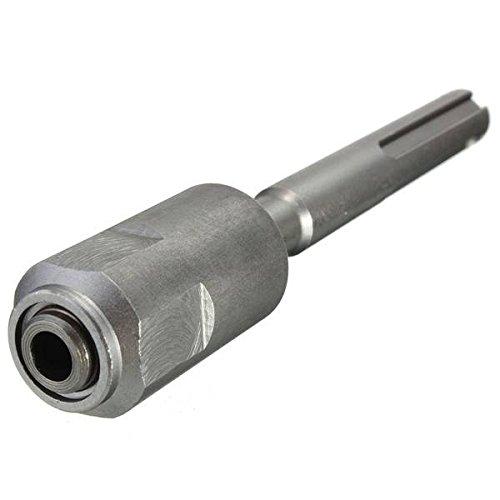 Mark8shop 10 x 15 x 200 mm Chuck Adapter Converter voor SDS Boor Bit voor Boorhamer