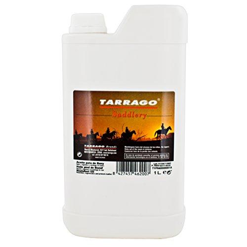 Tarrago | Aceite de Pata de Buey Saddlery | Nutre y Regenera los Cueros Resecos de Arreos y Accesorios de Equitación