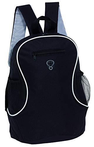 Out Bag Rucksack TEC, schwarz