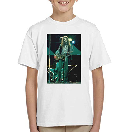 TV Times Roy Wood of Wizzard Kid's T-shirt