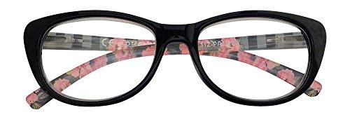 Occhiali da lettura Zippo 31Z PR5 Fantasia Fiorata Vintage da Donna Diottrie + 3,00 per Presbiopia