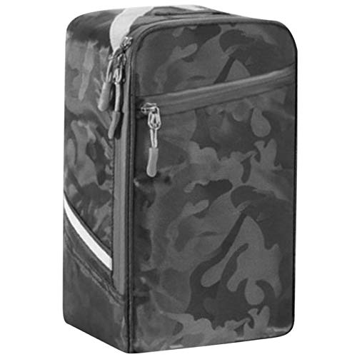 YDong Black Camouflage Bike Bag Bag for Bicycle Accessories Bicycle Rear Rack Bag Carrier Seat Trunk Backpack