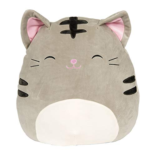 Squishmallow 16 Tally The Grey Cat
