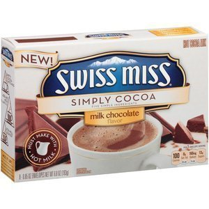 2 Beauty products Pack -Swiss Miss Cocoa Simply Milk Finally popular brand Chocolate