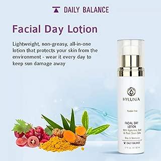 Hylunia Hyaluronic Oil Free Moisturizer - 1.7 fl oz - Anti-Aging for Wrinkles - with Hyaluronic Acid Serum, Retinol - Natural Vegan Moisturizer - Rapid Skin Repair