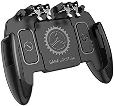 XuBa M10 Six Finger Mobile Gamepad Game Controller for MEMO Mobile Phone Game Joystick with Heat Dissipation Function Standard Edition