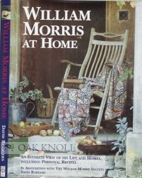 William Morris at home