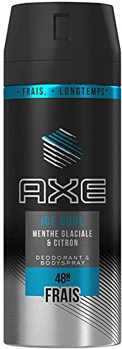 Axe - Ice Chill Desodorante Pack de 2 x 150 ml