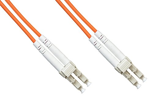 Link LKLCLC2501 glasvezelkabel LC op LC Multimode Duplex Om2 50/125 1 m