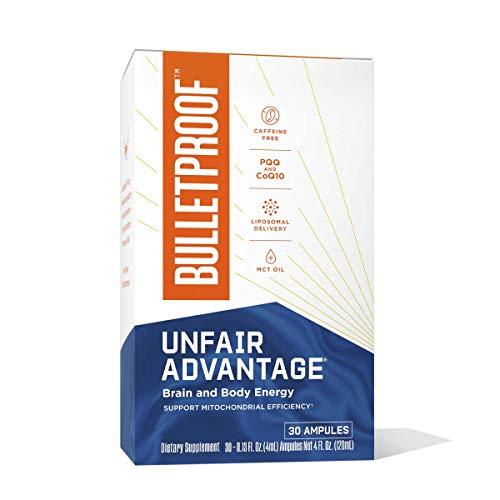 Bulletproof Unfair Advantage UK