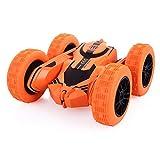 Peradix Coche Teledirigido 2.4 GHz Coches Teledirigidos Rotación Racing Car Volteo de 360 Grados Coche para niños,Stunt Car,Regalo Coche Teledirigido Recargable para Niños