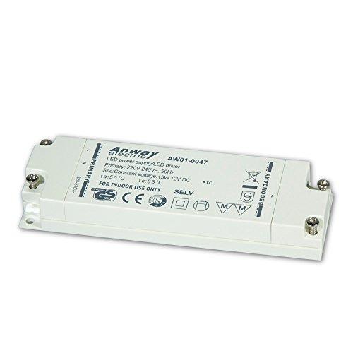 00011870 - ANWAY LED Treiber AW01-0047 15W/1,2mA/12V