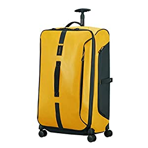 Samsonite Paradiver Light – Bolsa de Viaje, L (79 cm – 125 L), Amarillo (Yellow)