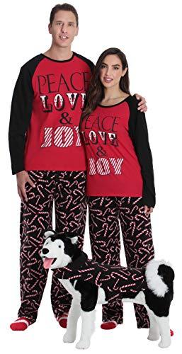 #followme Family Pajamas Microfleece