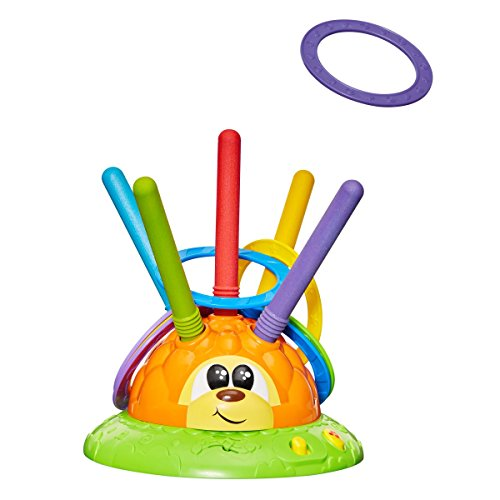 chicco Mr Ring hedgehop Hoopla Interactive Electronic Game