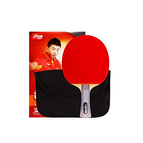 Best Price HUIJUNWENTI 6 Stars, Double Sided, Long Anti-Adhesive Table Tennis, Pen-Hold, Horizontal ...