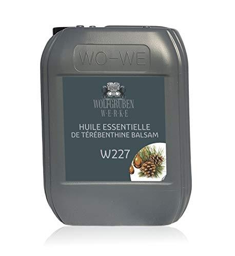 Essence de térébenthine W227 Solvant organique pour peinture à l'huile - 5L