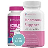Estrogen Balance with Vitex & DIM for Women by Naturamone - for PMS Relief, Hormonal Acne, Estrogen Imbalance, Irregular Periods and PMDD - 60 Capsules