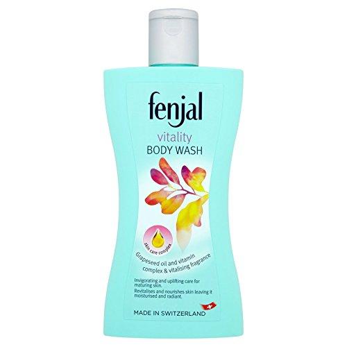 Fenjal Vitaliteit Body Wash, 200ml (Pack van 6)
