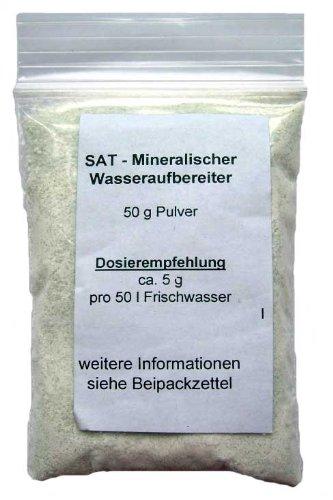 50g Wasseraufbereiter (Pulver) Nitrat