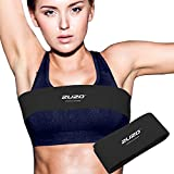2U2O High-Impact no-Bounce Extra Sports Bra Support Band Alternative...