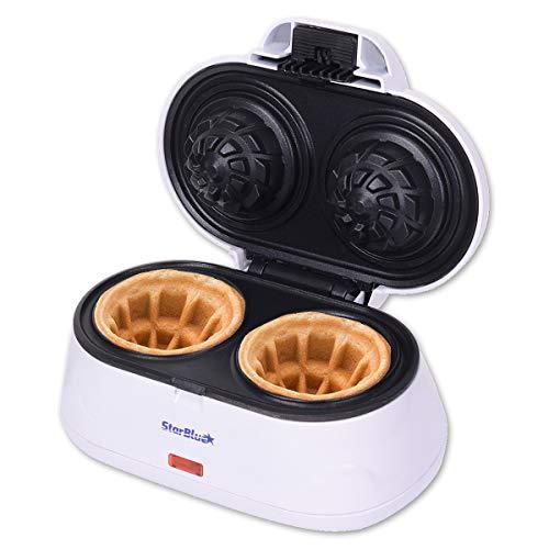 Double Waffle Bowl Maker