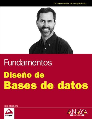 Diseño de bases de datos (Anaya Multimedia/Wrox)