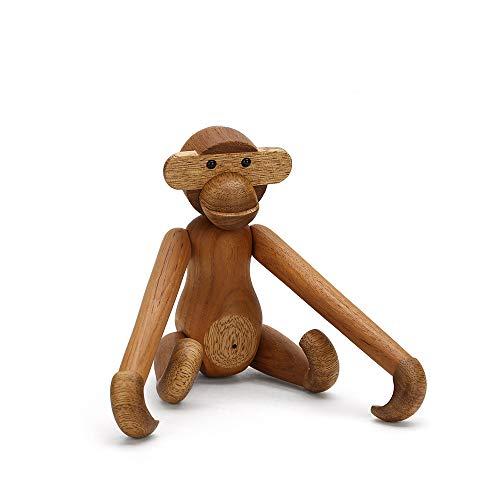 wood monkey - 2