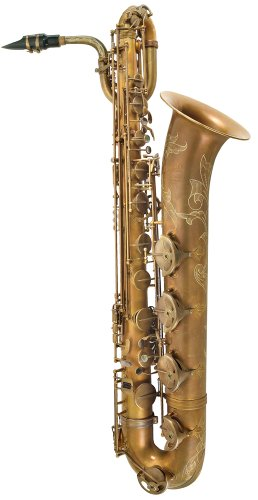 P. Mauriat 300 - Saxo barítono sin lacar