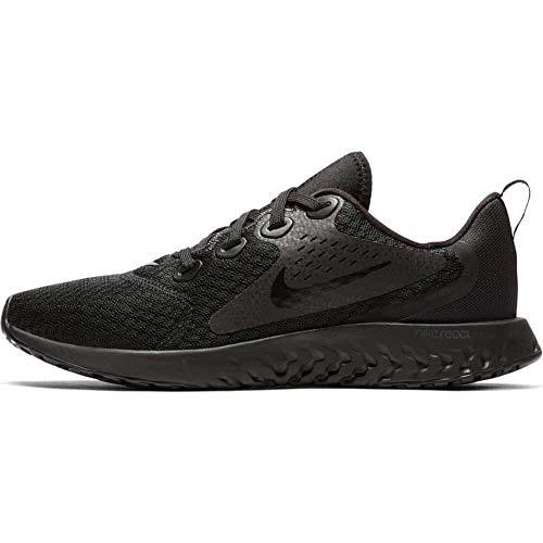 Nike Legend React (gs) Leichtathletikschuhe, Schwarz (Black/Dark Grey 004), 38 EU