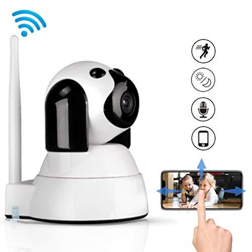FTSUI Baby Monitor, huisdier camera's voor honden WiFi Camera met App Monitor voor Home Video Monitors Beveiliging CCTV Draadloos Smart System naar Telefoon Pan/Tilt Night Vision 2-Way Audio iPhone/Android/PC