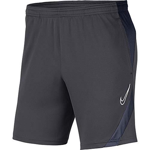 Nike Y Nk Dry Acdpr Shorts Kp – Unisex Kinder L Anthracite/Obsidian/White