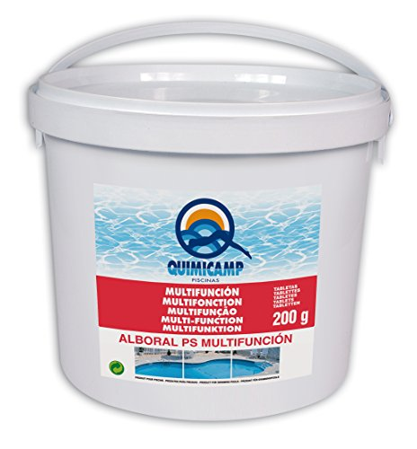 QUIMICAMP 202605 - Alboral multifuncion, Tableta de 200 gr