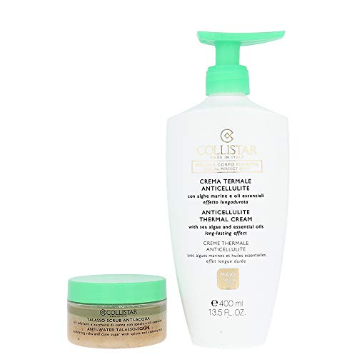 Crema Termale Anticellulite + Talasso-Scrub Anti-Acqua