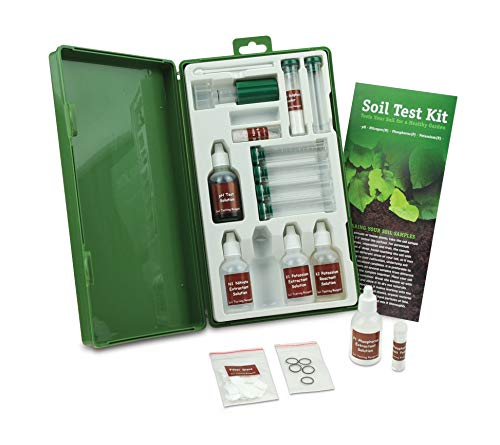 Luster Leaf 1663 Professional Soil Test Kit with 80 Tests