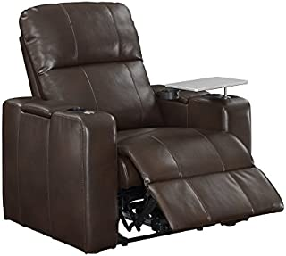 Right2Home 1985-178-125 Power Home Theatre Recliner 38.0