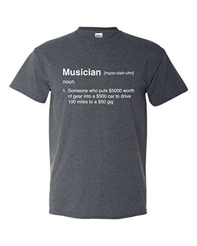 Definition of a Musician