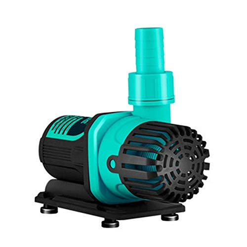 L&WB Fisch-Tank-Sauerstoff-Pumpe Tauchmulgen-Auf-Auf-Conversion Pumpe Aquarium Zirkulationspumpe Silent Small Filter Pump Multifunktion,10000L/H
