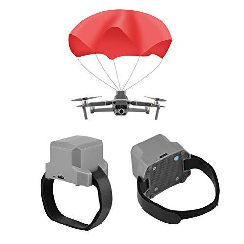 Kehyes Drone Parachute Ombrello di Sicurezza Universale per droni Compatibile per Mavic 2 / PRO/Air