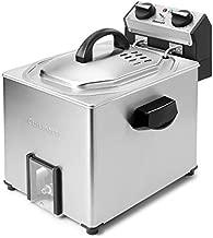 Cuisinart CDF-500 Extra-Large Rotisserie Deep Fryer, Silver